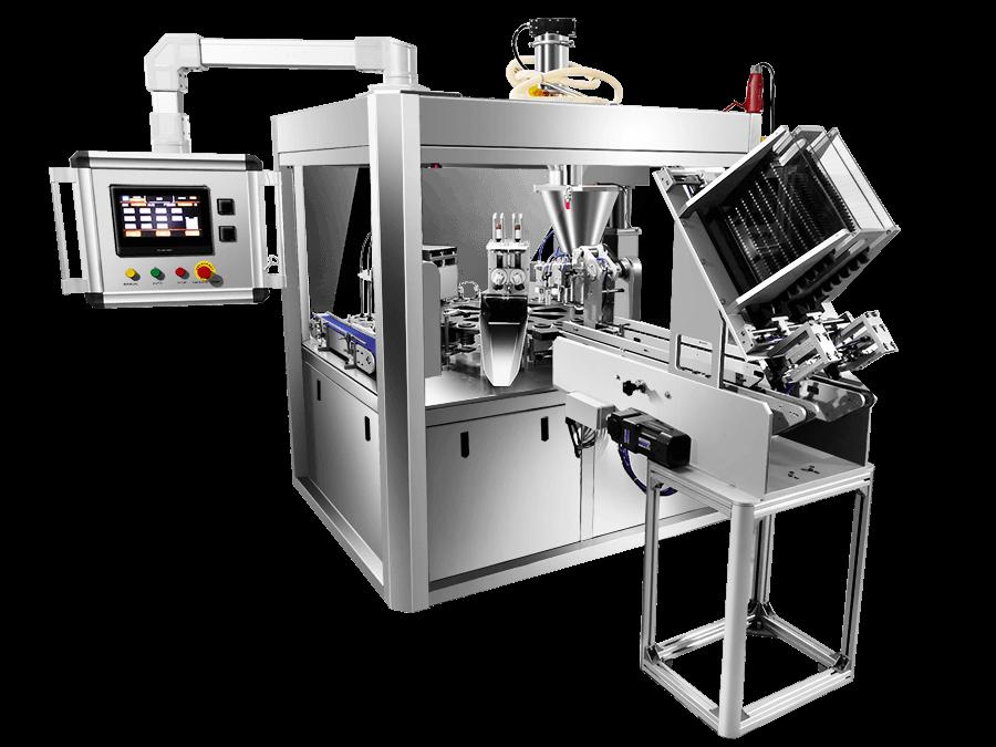 RN120 k CUP filling machine 2