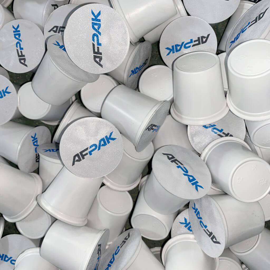 K-cup capsules AFPAK