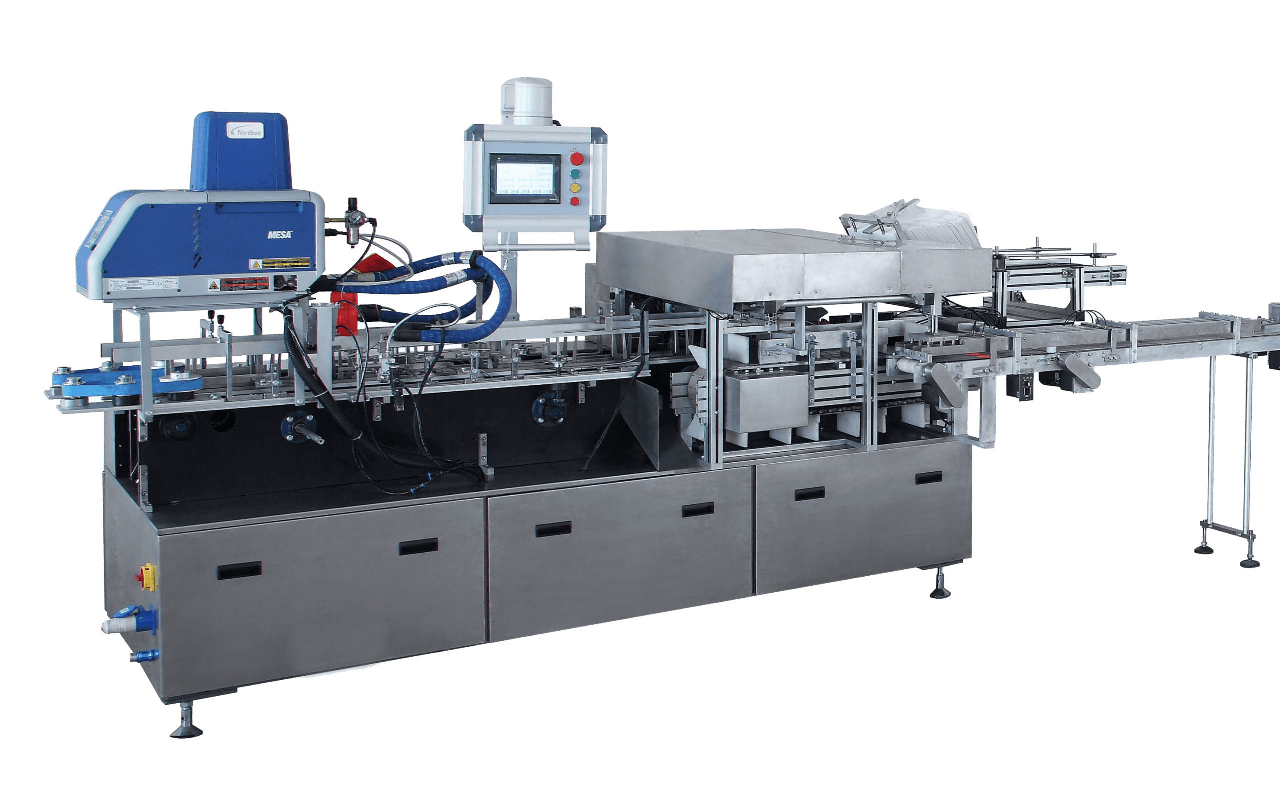 K cup catoning packaging machine