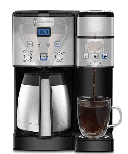 Cuisinart SS-20 Coffee Center Thermal Brewer Coffeemaker