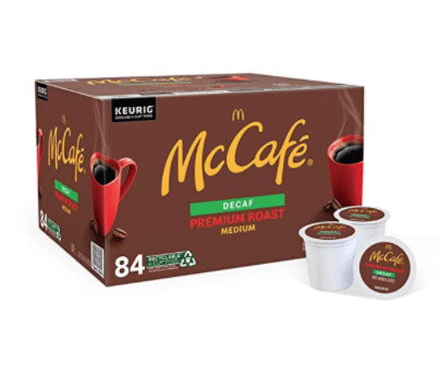 McCafe K-Cups Coffee Pods